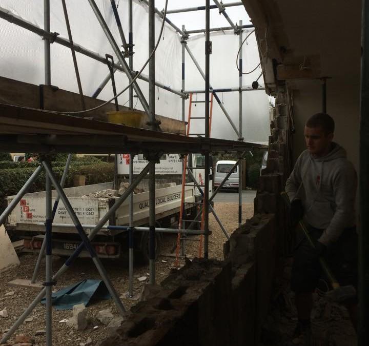 Gable Demolition